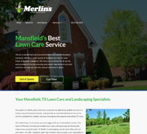 Merlins Landscaping
