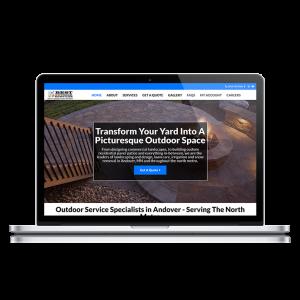 Best Outdoor Services Website