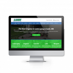 Lush Landscape & Irrigation Website